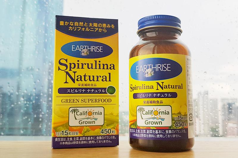 spirulina benefits healing galing