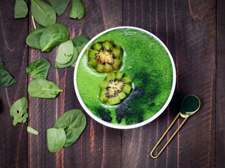 spirulina benefits high blood pressure