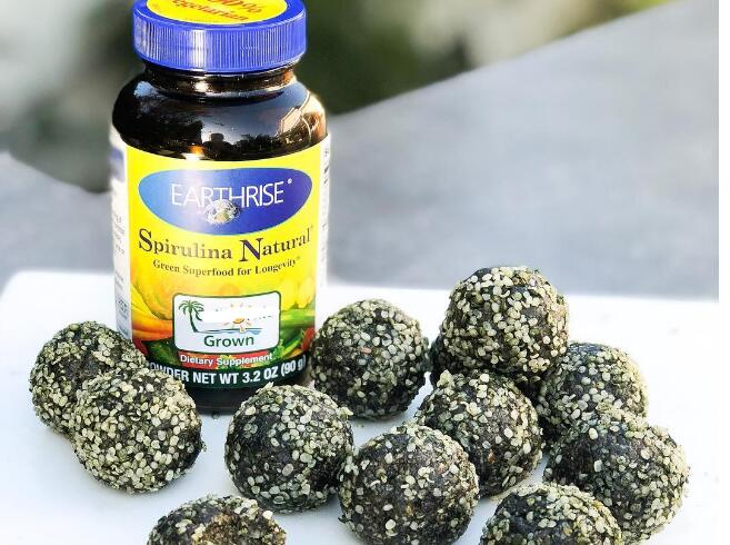 Spirulina has high nutritional value and is the leading product in the health care products list.